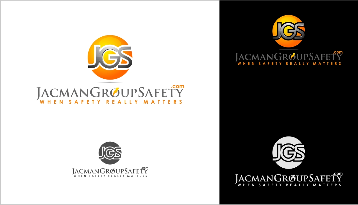 Logo Design by haidu - Entry No. 129 in the Logo Design Contest The Jacman Group Logo Design.