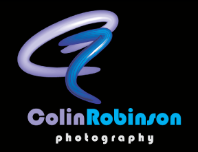 Logo Design by frosty - Entry No. 121 in the Logo Design Contest Colin Robinson Photography.