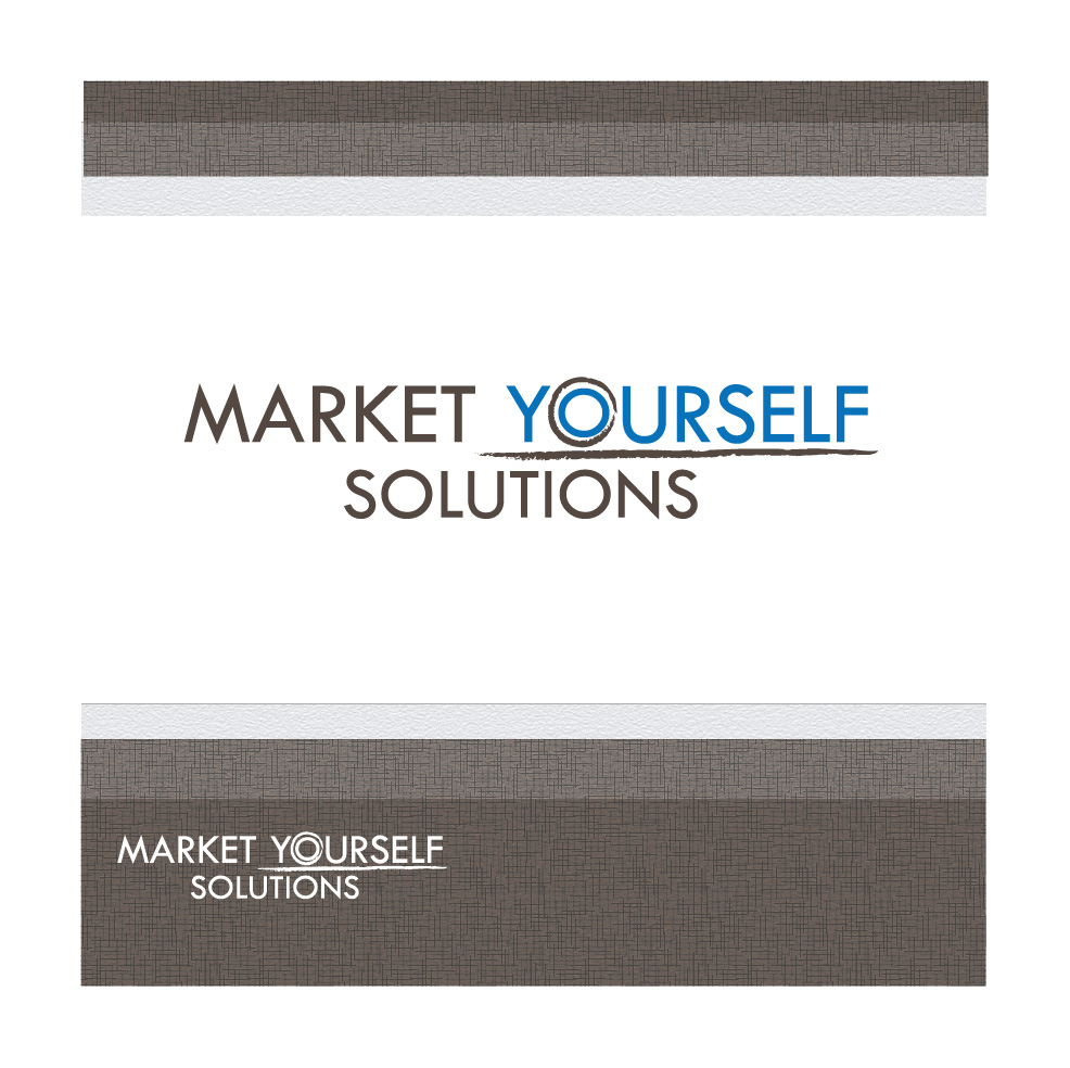Logo Design by Private User - Entry No. 89 in the Logo Design Contest Fun Logo Design for Market Yourself Solutions.