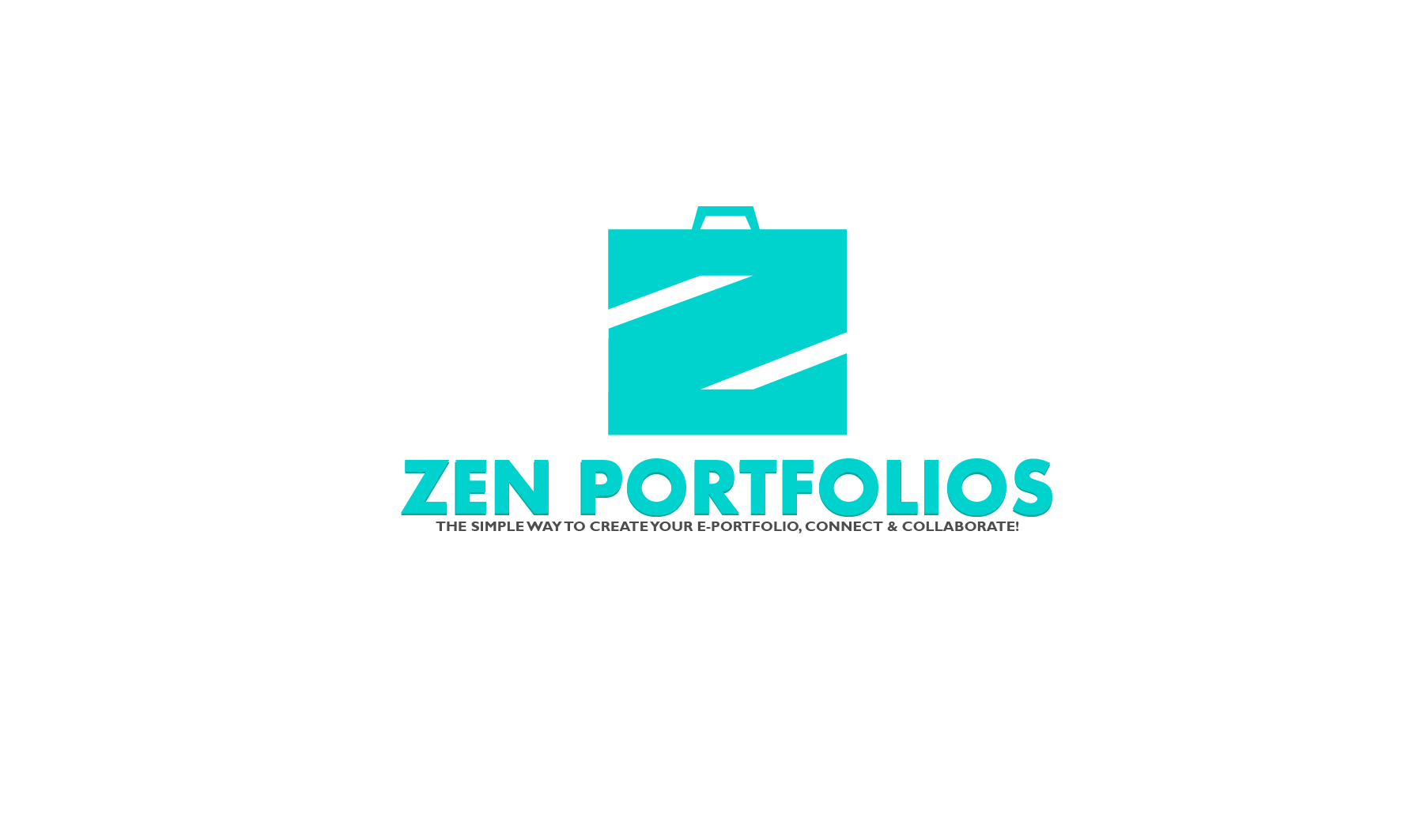 Logo Design by 3draw - Entry No. 67 in the Logo Design Contest New Logo Design for ZEN Portfolios.