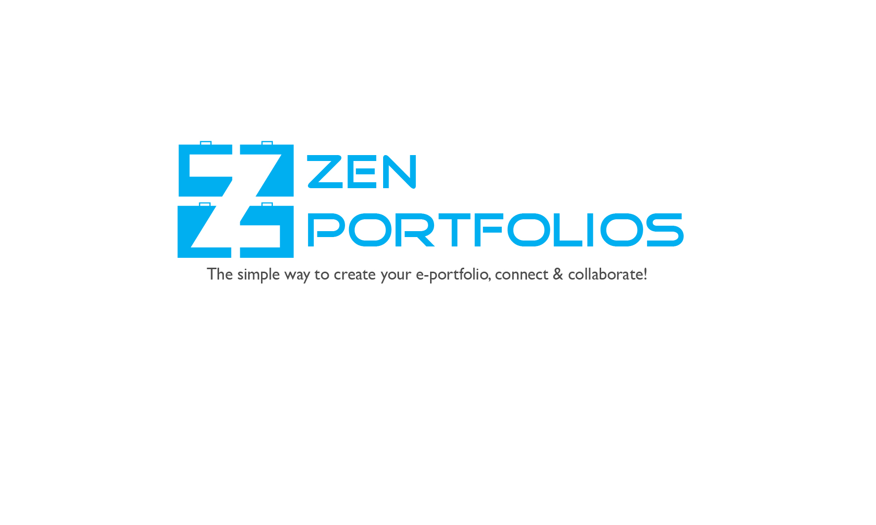 Logo Design by 3draw - Entry No. 73 in the Logo Design Contest New Logo Design for ZEN Portfolios.