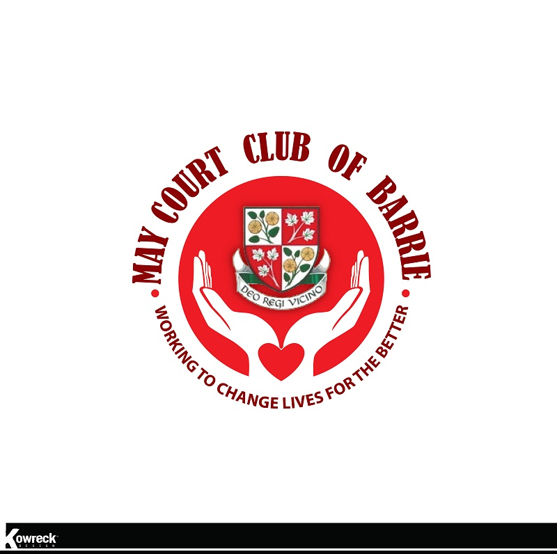 Logo Design by kowreck - Entry No. 49 in the Logo Design Contest New Logo Design for MAY COURT CLUB OF BARRIE.