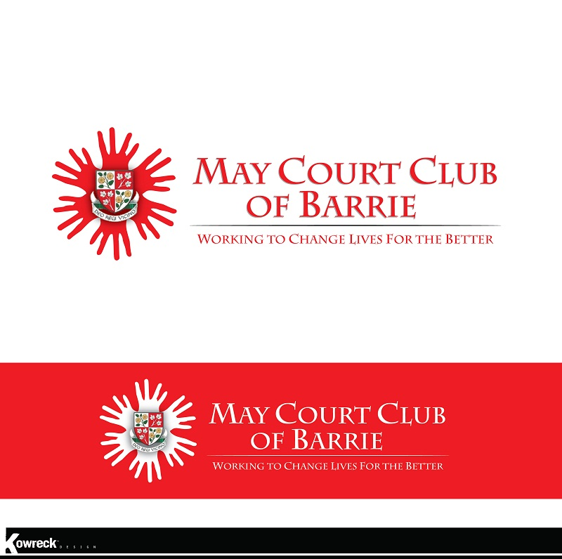 Logo Design by kowreck - Entry No. 50 in the Logo Design Contest New Logo Design for MAY COURT CLUB OF BARRIE.