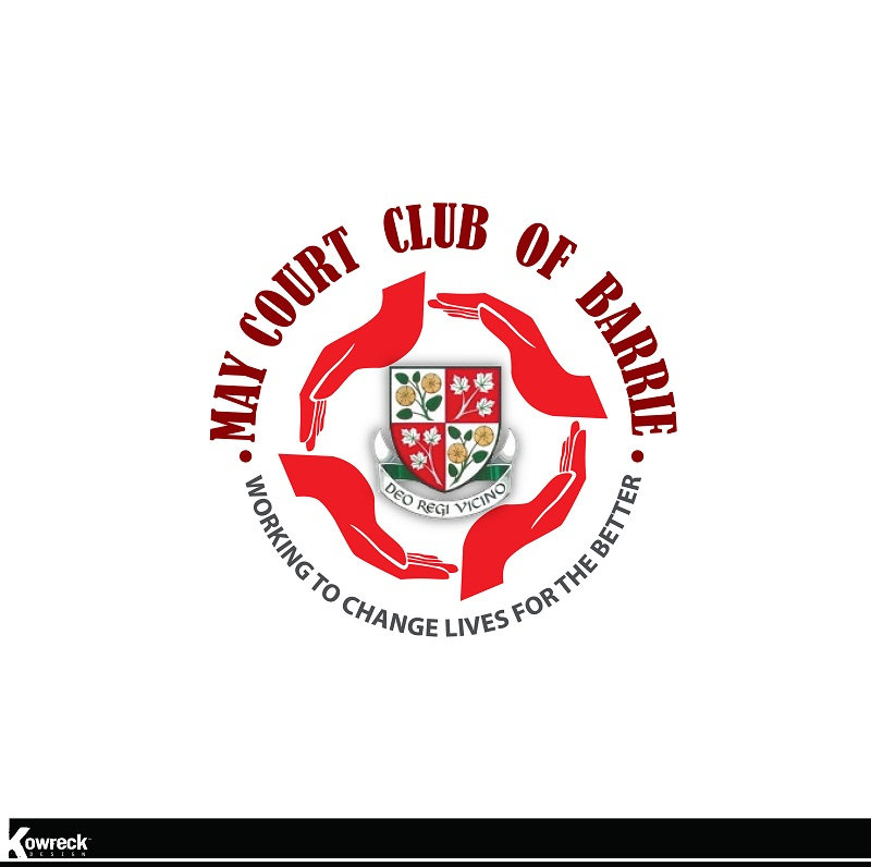 Logo Design by kowreck - Entry No. 53 in the Logo Design Contest New Logo Design for MAY COURT CLUB OF BARRIE.
