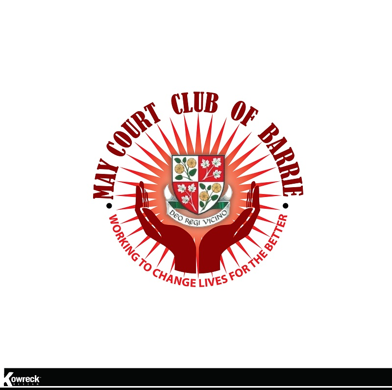 Logo Design by kowreck - Entry No. 55 in the Logo Design Contest New Logo Design for MAY COURT CLUB OF BARRIE.