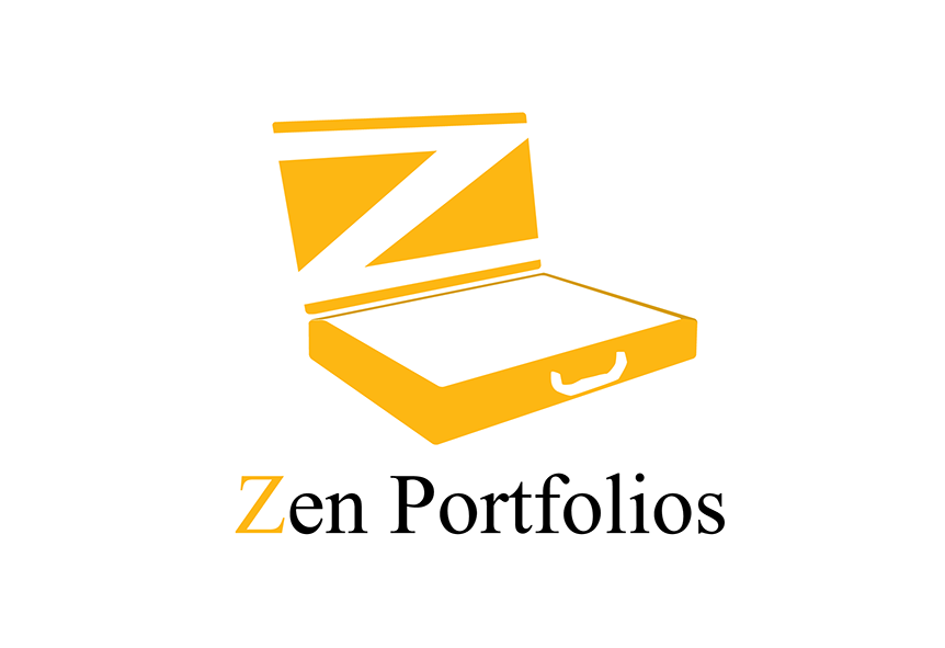 Logo Design by robken0174 - Entry No. 80 in the Logo Design Contest New Logo Design for ZEN Portfolios.