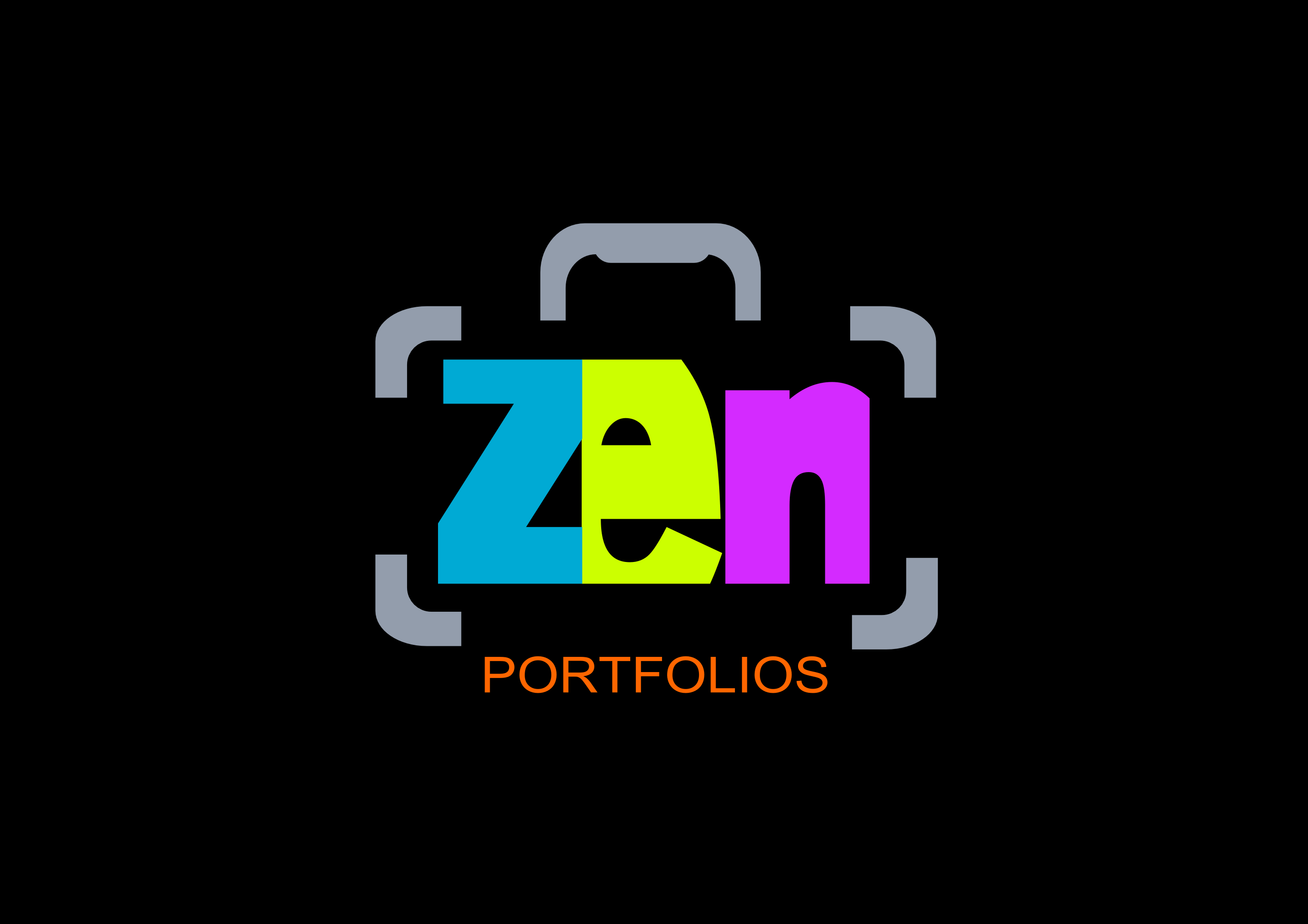 Logo Design by whoosef - Entry No. 81 in the Logo Design Contest New Logo Design for ZEN Portfolios.