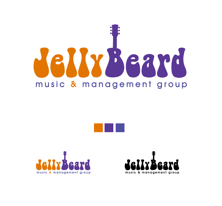 Logo Design by elmd - Entry No. 13 in the Logo Design Contest jellybeard Logo Design.