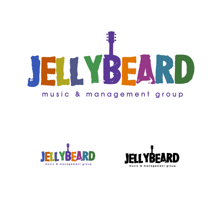 Logo Design by elmd - Entry No. 15 in the Logo Design Contest jellybeard Logo Design.