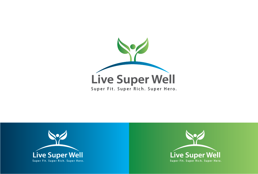 Logo Design by Moin Javed - Entry No. 47 in the Logo Design Contest Unique Logo Design Wanted for Live Super Well.