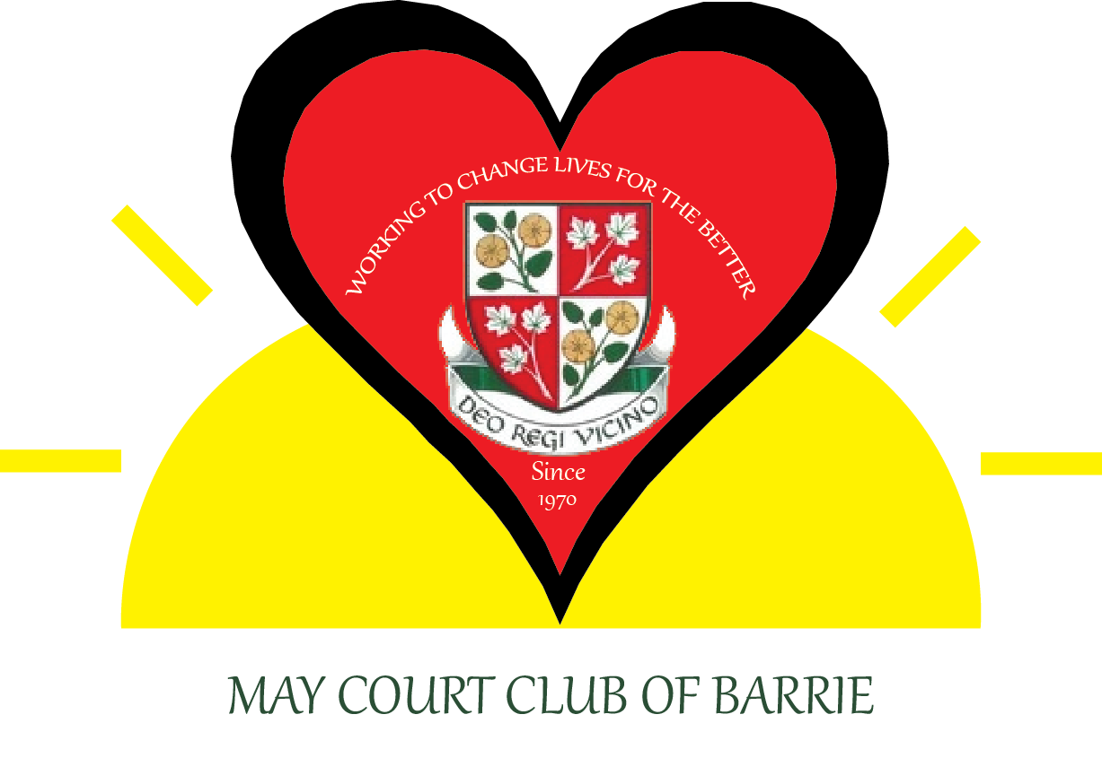 Logo Design by supermansw11 - Entry No. 69 in the Logo Design Contest New Logo Design for MAY COURT CLUB OF BARRIE.