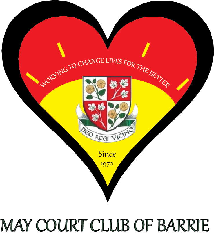 Logo Design by supermansw11 - Entry No. 70 in the Logo Design Contest New Logo Design for MAY COURT CLUB OF BARRIE.