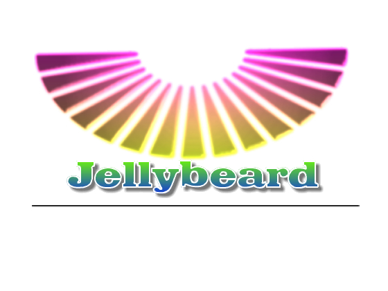 Logo Design by Barry Hodkinson - Entry No. 17 in the Logo Design Contest jellybeard Logo Design.