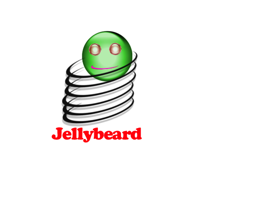 Logo Design by Barry Hodkinson - Entry No. 18 in the Logo Design Contest jellybeard Logo Design.
