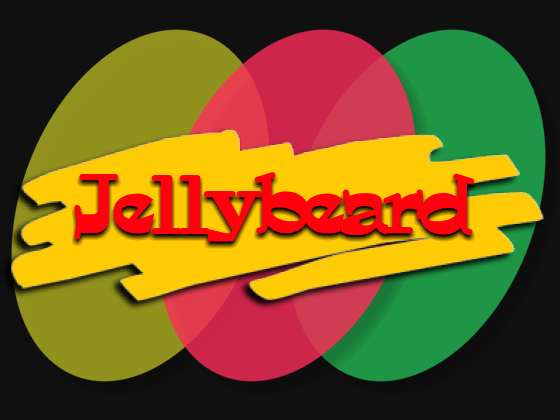 Logo Design by Barry Hodkinson - Entry No. 20 in the Logo Design Contest jellybeard Logo Design.