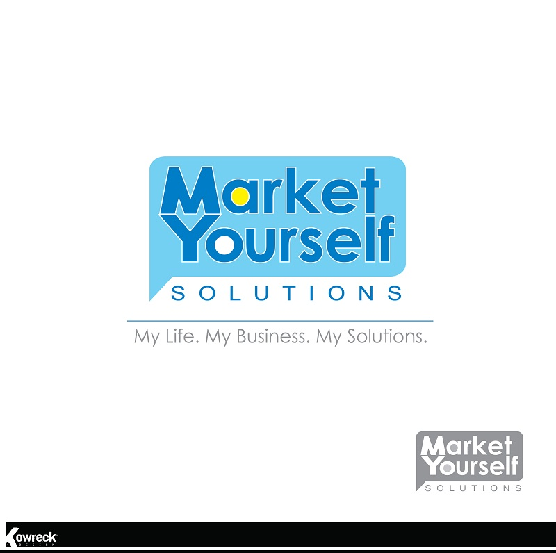 Logo Design by kowreck - Entry No. 101 in the Logo Design Contest Fun Logo Design for Market Yourself Solutions.