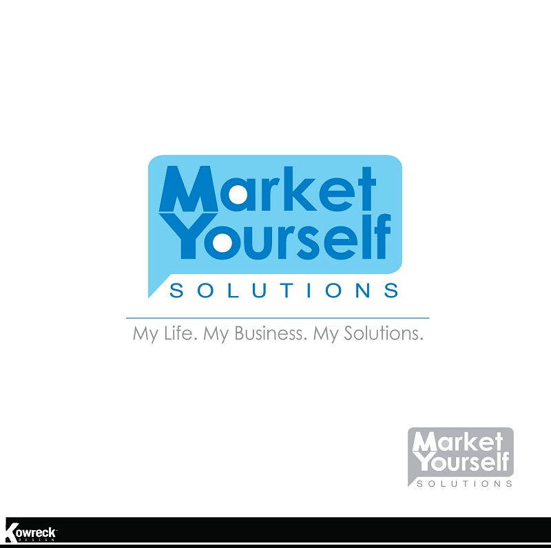 Logo Design by kowreck - Entry No. 102 in the Logo Design Contest Fun Logo Design for Market Yourself Solutions.