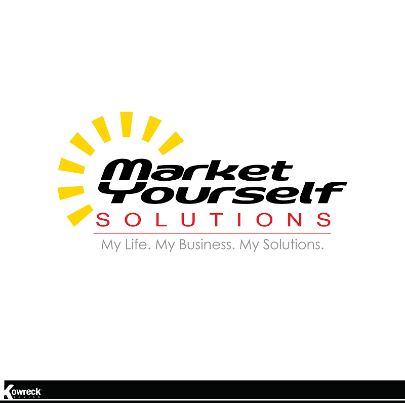 Logo Design by kowreck - Entry No. 104 in the Logo Design Contest Fun Logo Design for Market Yourself Solutions.