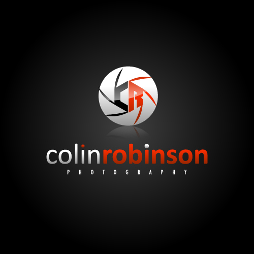 Logo Design by SilverEagle - Entry No. 139 in the Logo Design Contest Colin Robinson Photography.