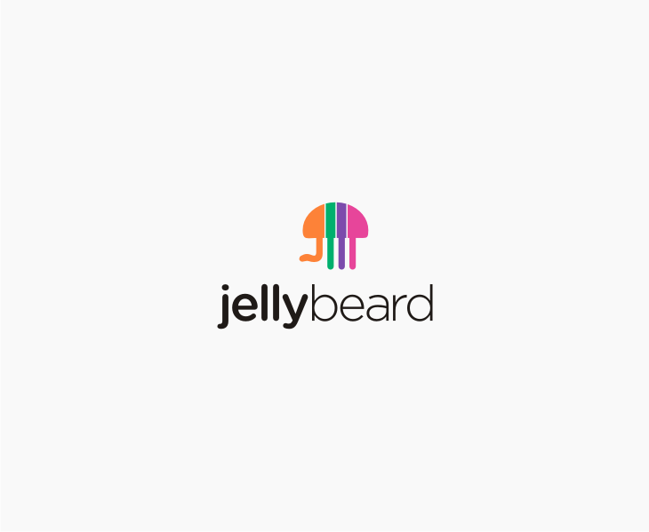 Logo Design by graphicleaf - Entry No. 22 in the Logo Design Contest jellybeard Logo Design.