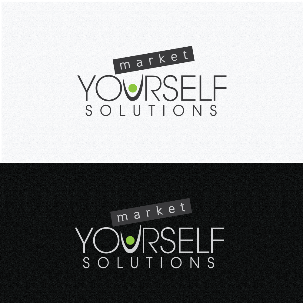 Logo Design by rockin - Entry No. 106 in the Logo Design Contest Fun Logo Design for Market Yourself Solutions.