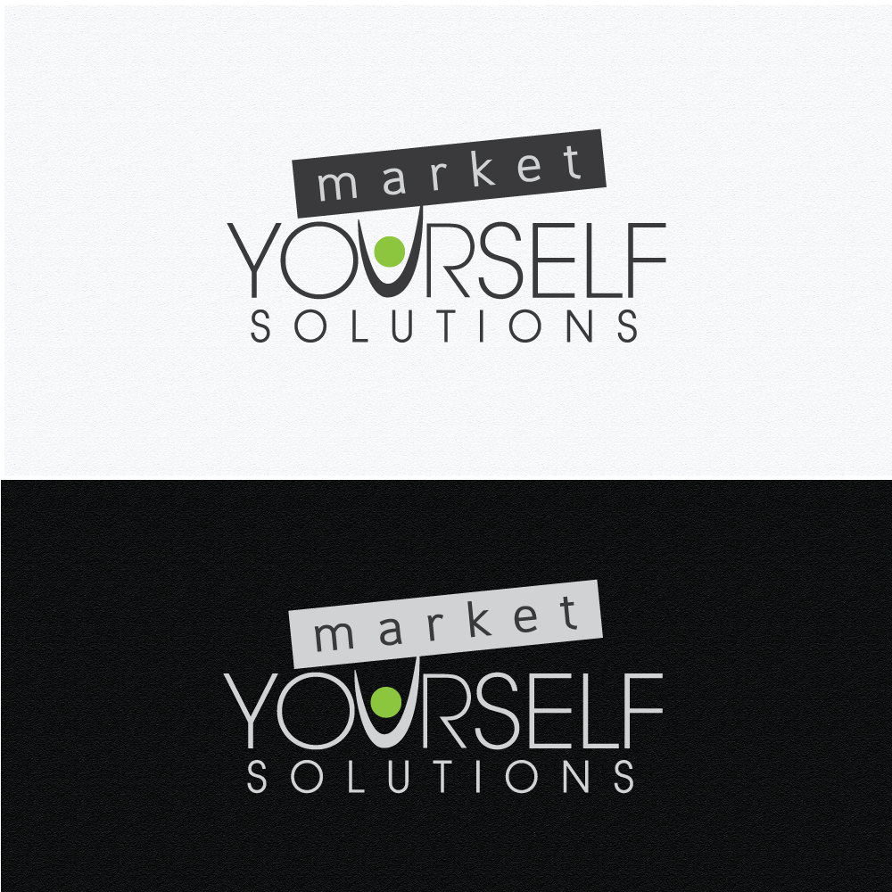 Logo Design by rockin - Entry No. 107 in the Logo Design Contest Fun Logo Design for Market Yourself Solutions.