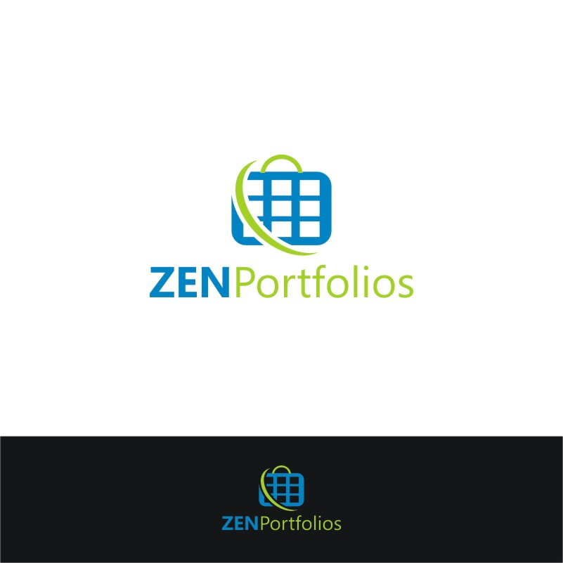 Logo Design by Private User - Entry No. 94 in the Logo Design Contest New Logo Design for ZEN Portfolios.