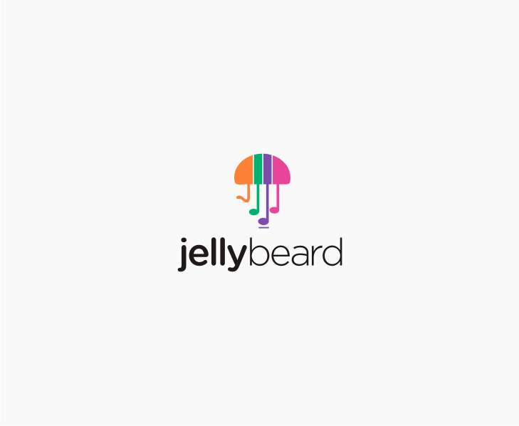 Logo Design by graphicleaf - Entry No. 24 in the Logo Design Contest jellybeard Logo Design.