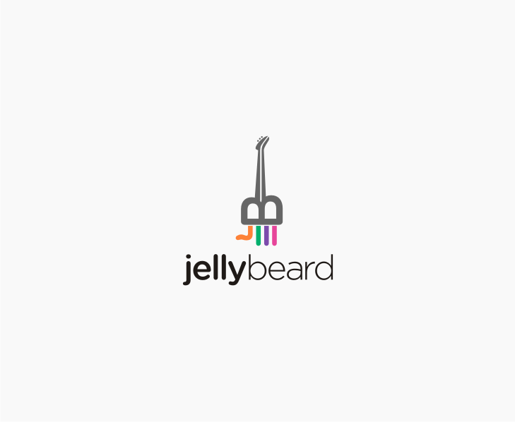 Logo Design by graphicleaf - Entry No. 25 in the Logo Design Contest jellybeard Logo Design.