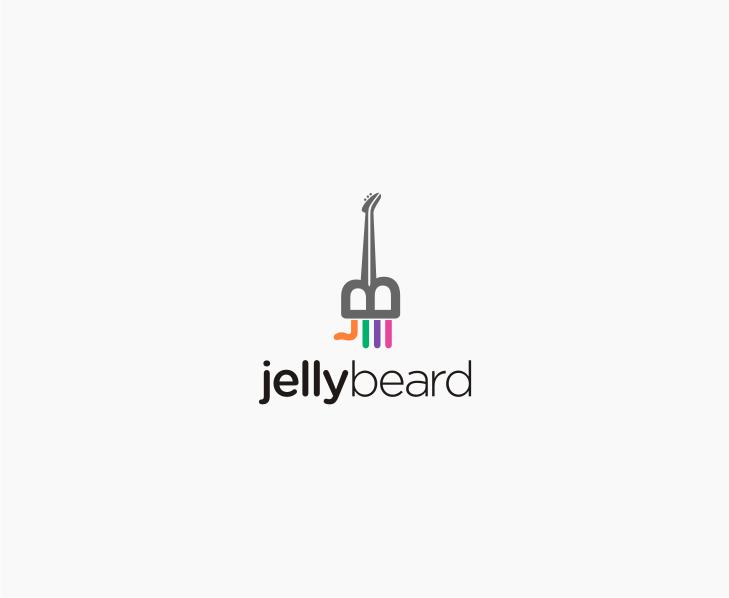 Logo Design by graphicleaf - Entry No. 25 in the Logo Design Contest jellybeard Logo Design.