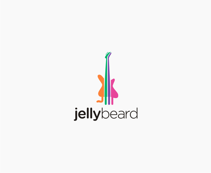 Logo Design by graphicleaf - Entry No. 26 in the Logo Design Contest jellybeard Logo Design.