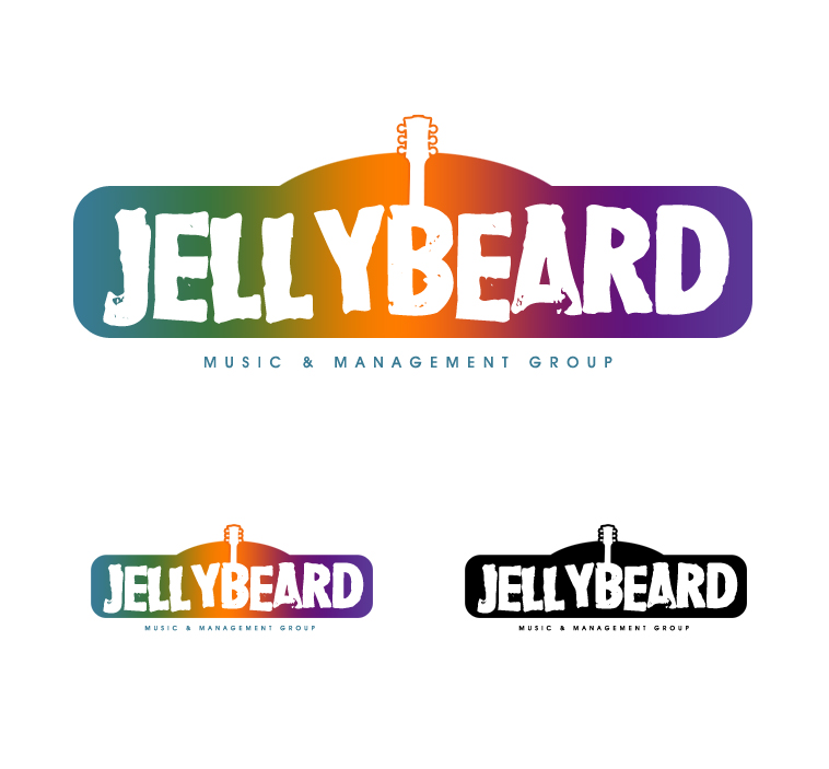 Logo Design by elmd - Entry No. 29 in the Logo Design Contest jellybeard Logo Design.