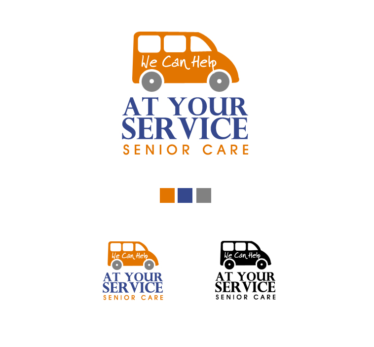 Logo Design by elmd - Entry No. 17 in the Logo Design Contest Care To Go Services.