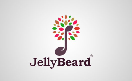 Logo Design by Satpal Jangir - Entry No. 31 in the Logo Design Contest jellybeard Logo Design.