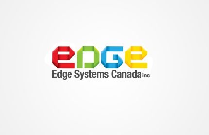 Logo Design by Satpal Jangir - Entry No. 4 in the Logo Design Contest New Logo Design for Edge Systems Canada Inc.