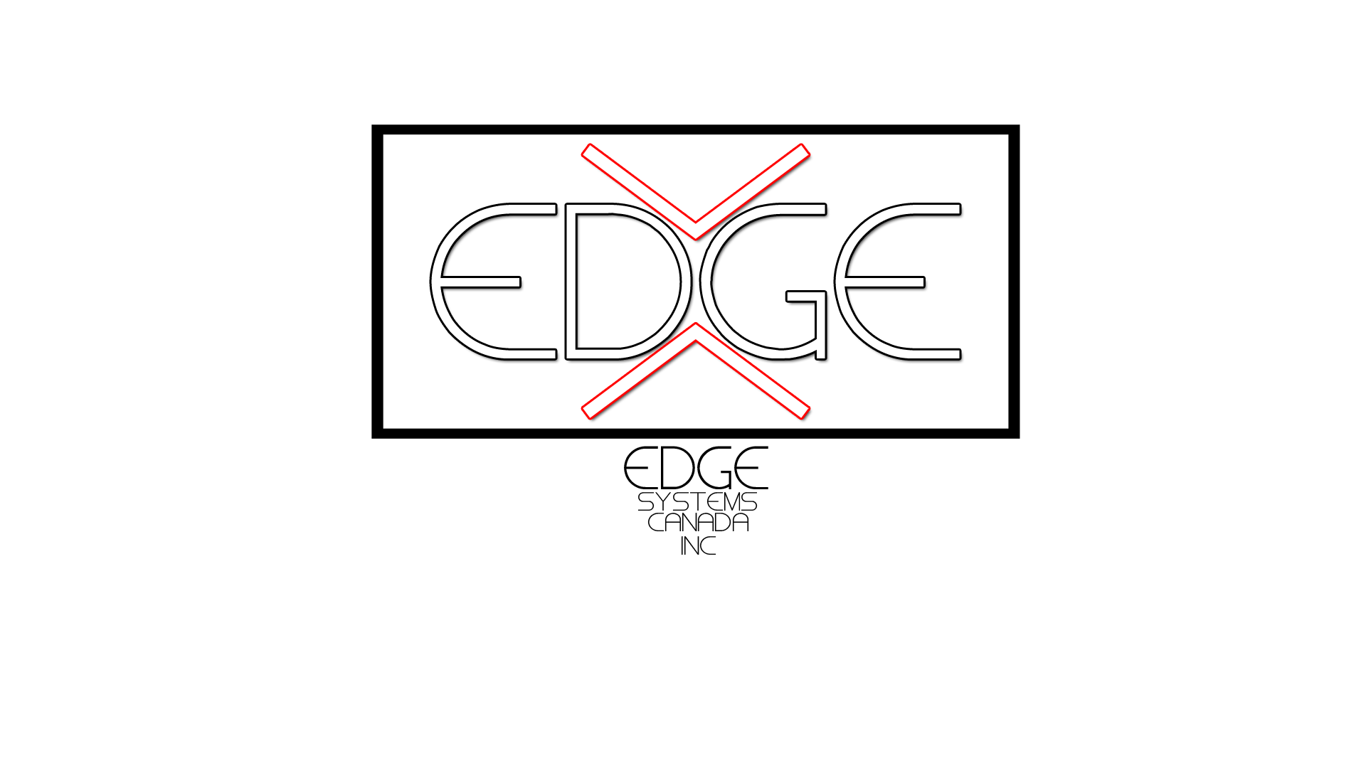 Logo Design by Sam Hedrén - Entry No. 5 in the Logo Design Contest New Logo Design for Edge Systems Canada Inc.