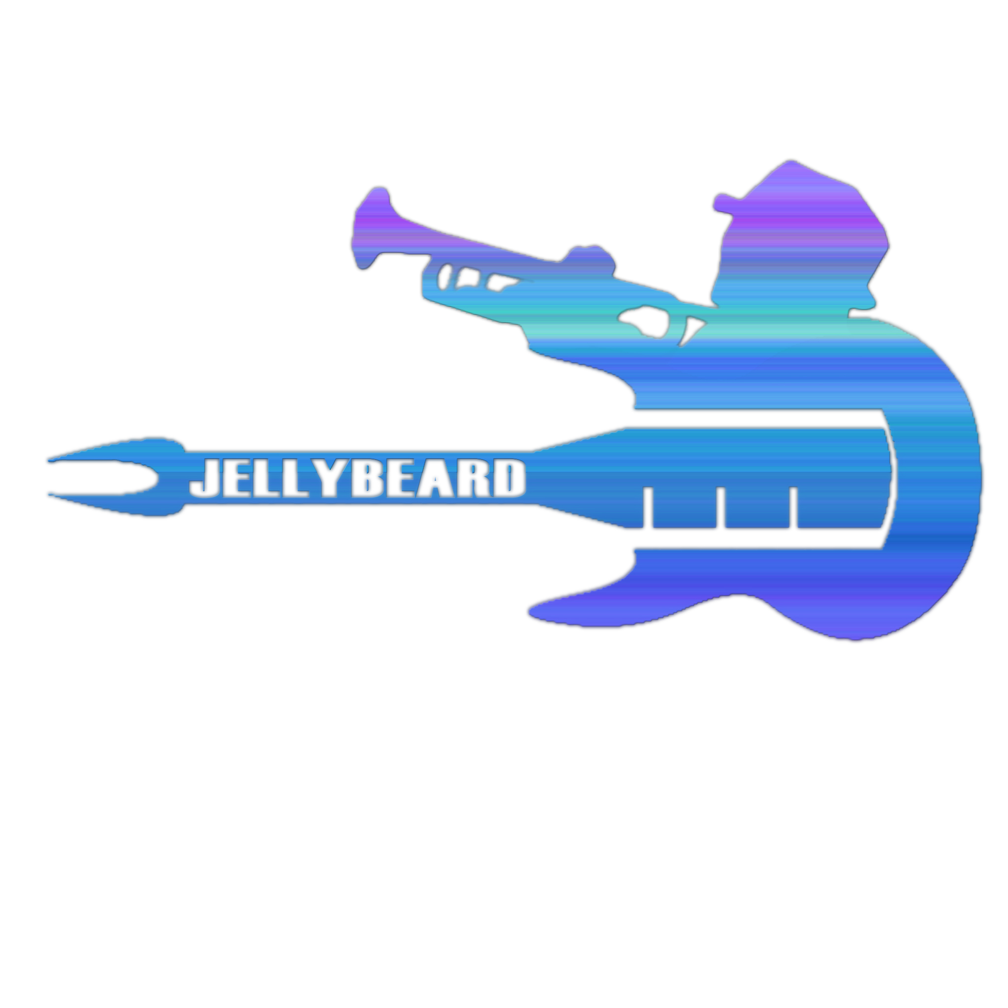 Logo Design by intentio_graphikos - Entry No. 34 in the Logo Design Contest jellybeard Logo Design.