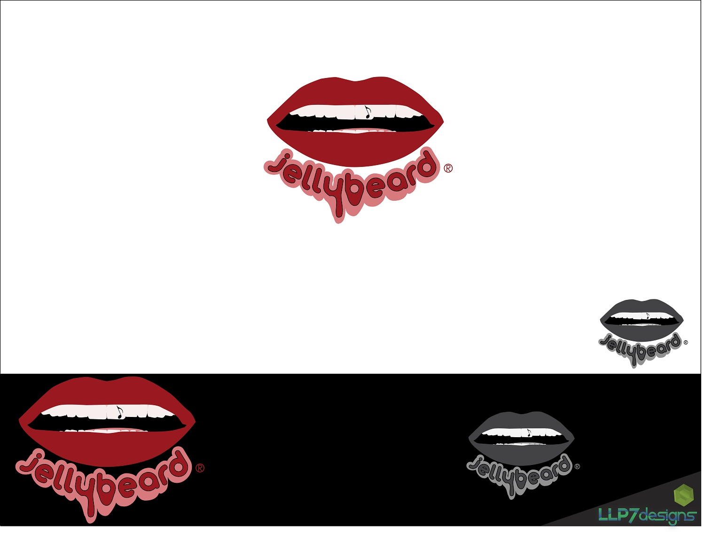 Logo Design by LLP7 - Entry No. 35 in the Logo Design Contest jellybeard Logo Design.