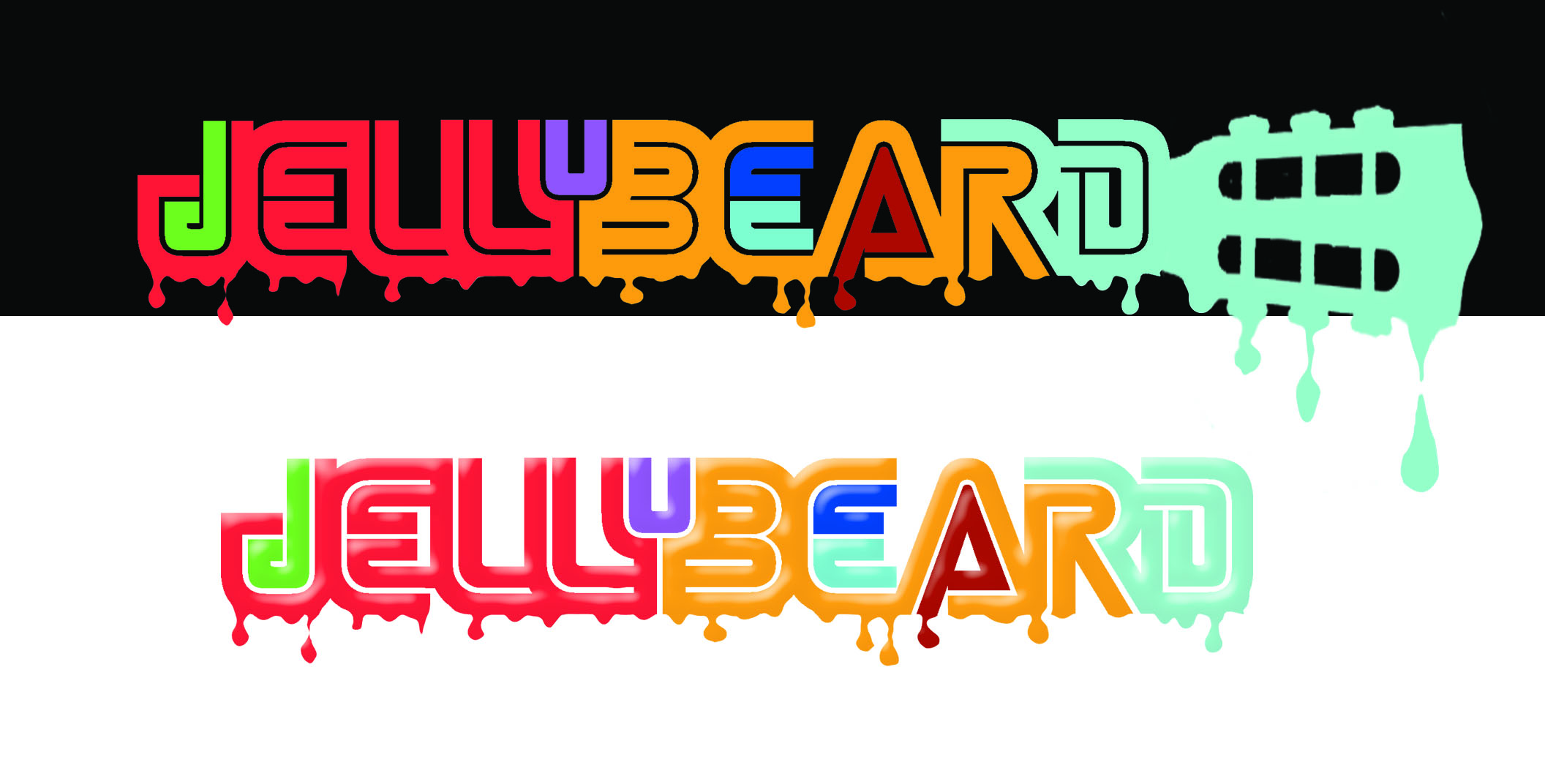Logo Design by Arqui ACOSTA - Entry No. 37 in the Logo Design Contest jellybeard Logo Design.