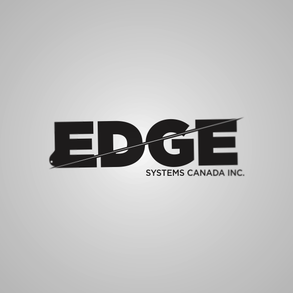 Logo Design by Private User - Entry No. 6 in the Logo Design Contest New Logo Design for Edge Systems Canada Inc.