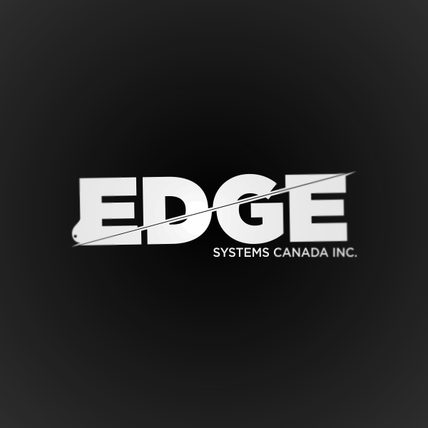 Logo Design by Private User - Entry No. 7 in the Logo Design Contest New Logo Design for Edge Systems Canada Inc.