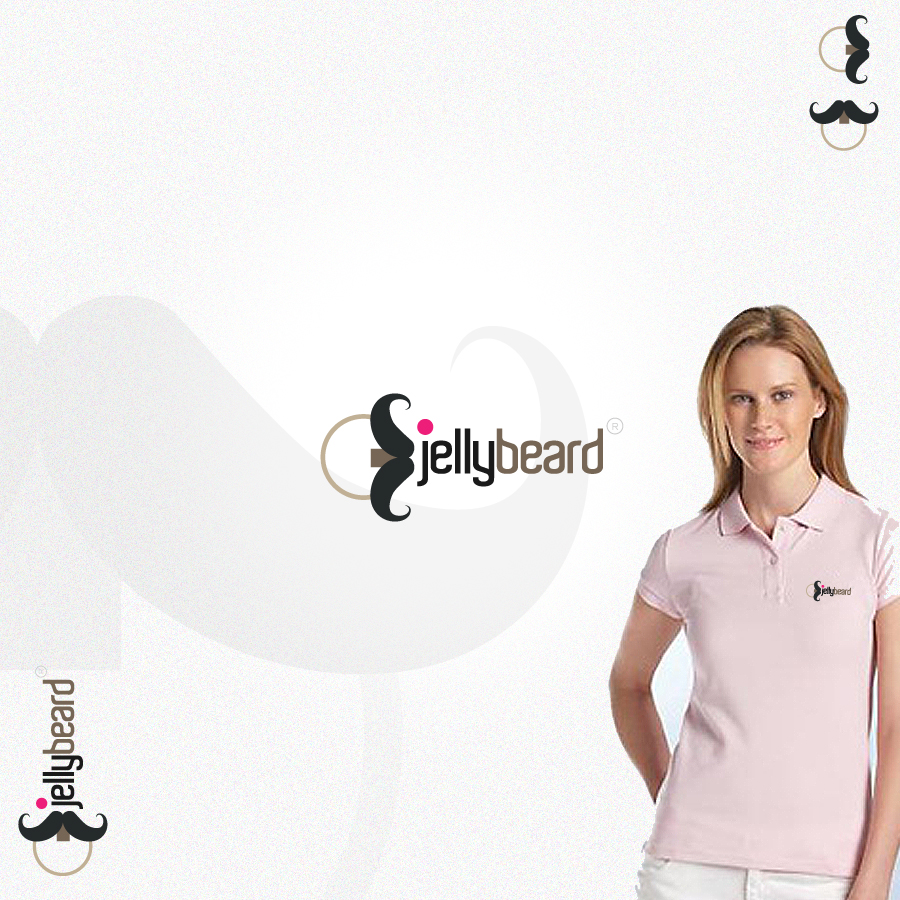 Logo Design by rockpinoy - Entry No. 38 in the Logo Design Contest jellybeard Logo Design.
