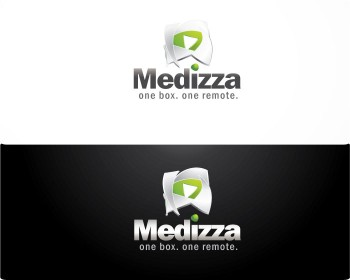 Logo Design by BeeOsx - Entry No. 95 in the Logo Design Contest Medizza.