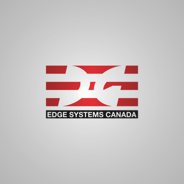 Logo Design by Private User - Entry No. 8 in the Logo Design Contest New Logo Design for Edge Systems Canada Inc.