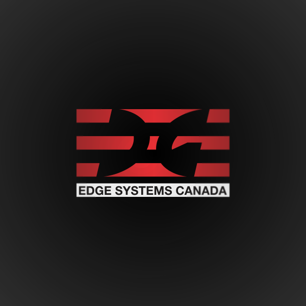 Logo Design by Private User - Entry No. 9 in the Logo Design Contest New Logo Design for Edge Systems Canada Inc.