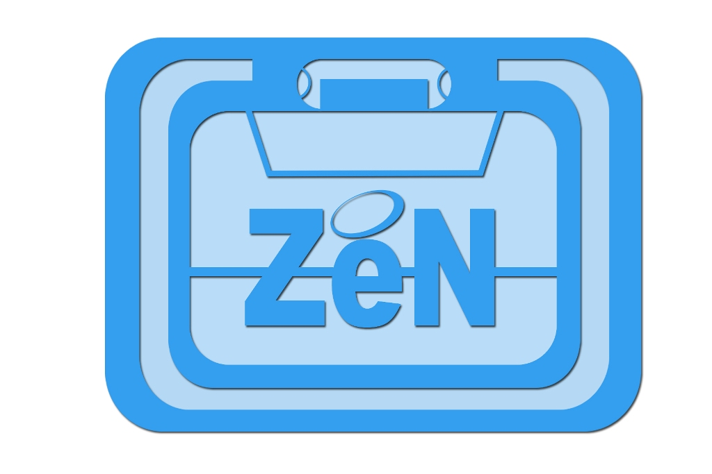 Logo Design by Marlon Limosnero - Entry No. 107 in the Logo Design Contest New Logo Design for ZEN Portfolios.