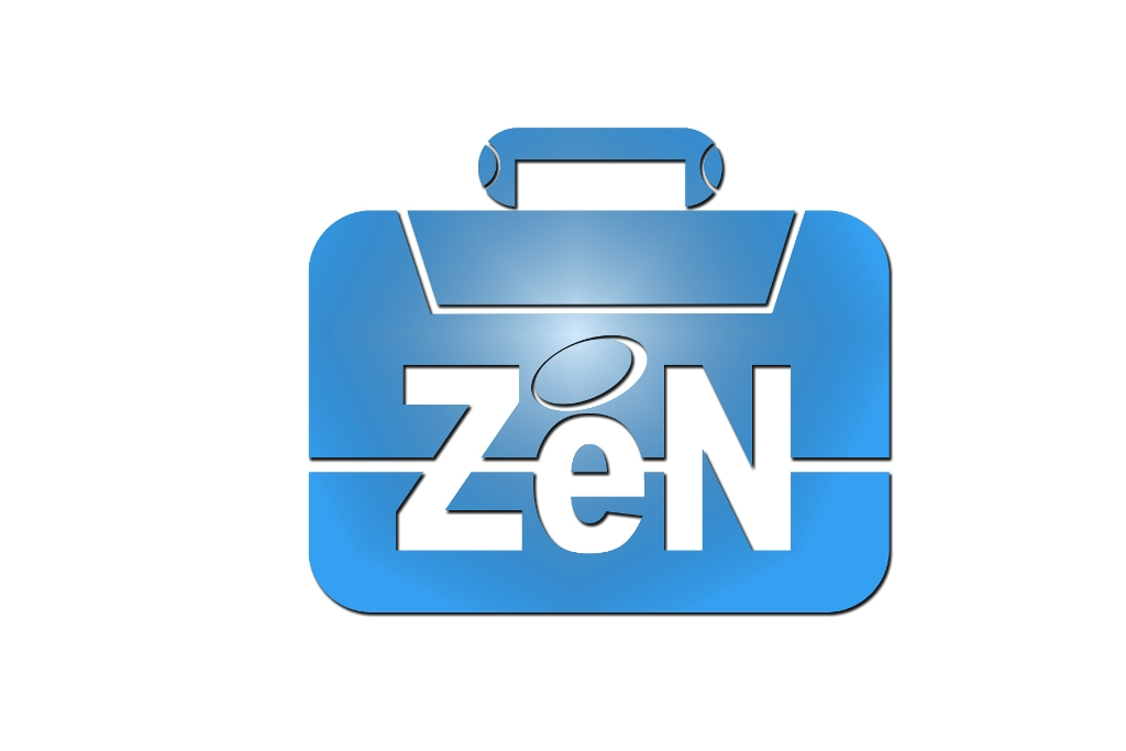 Logo Design by Marlon Limosnero - Entry No. 109 in the Logo Design Contest New Logo Design for ZEN Portfolios.