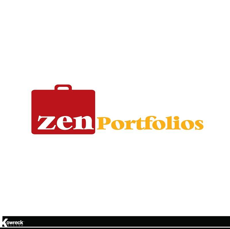 Logo Design by kowreck - Entry No. 113 in the Logo Design Contest New Logo Design for ZEN Portfolios.