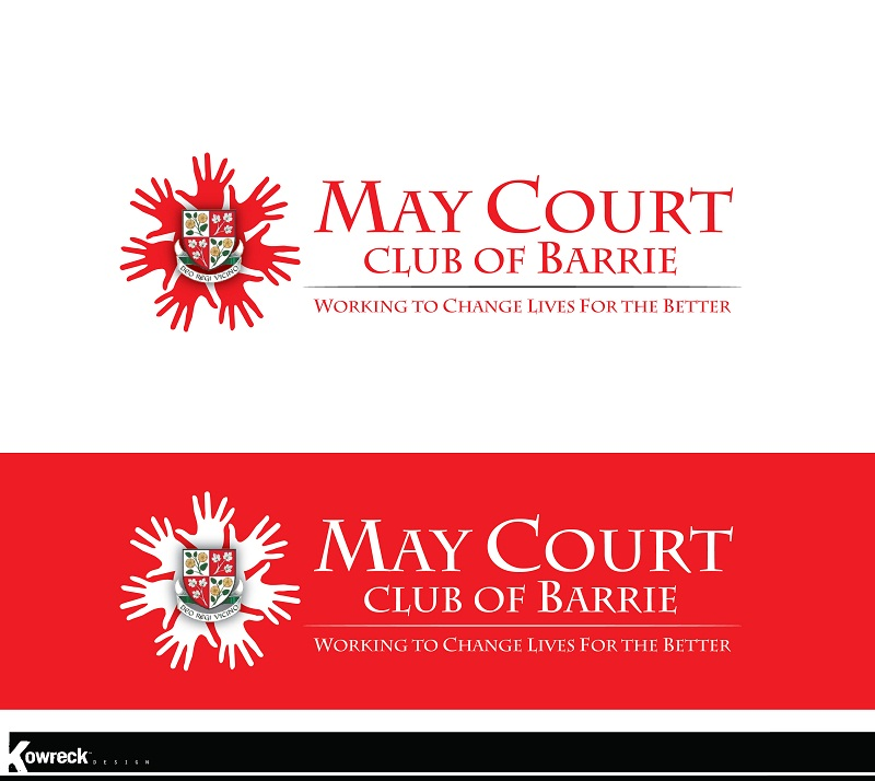 Logo Design by kowreck - Entry No. 95 in the Logo Design Contest New Logo Design for MAY COURT CLUB OF BARRIE.