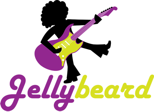 Logo Design by Lefky - Entry No. 43 in the Logo Design Contest jellybeard Logo Design.